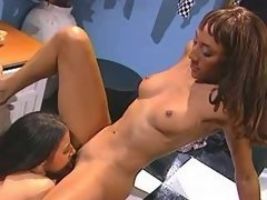 Adventure with smooth black lesbian vixen black lesbian porn